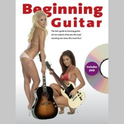 Beginning Guitar (Book/DVD) - Partitions et DVD (Région 0)