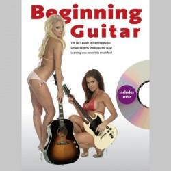 Beginning Guitar (Book/DVD) - Partitions et DVD (Région 0)
