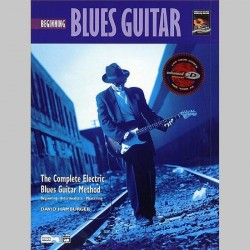 Beginning Blues Guitar - Partitions et CD