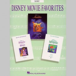 Disney Movie Favorites Instrumental Solo Trumpet - Partitions