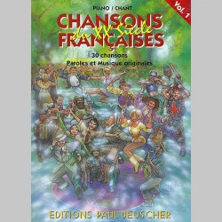 Chansons Francaises Du Xx Eme Siecle Vol 1 - Partitions