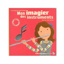 Mon imagier des instruments