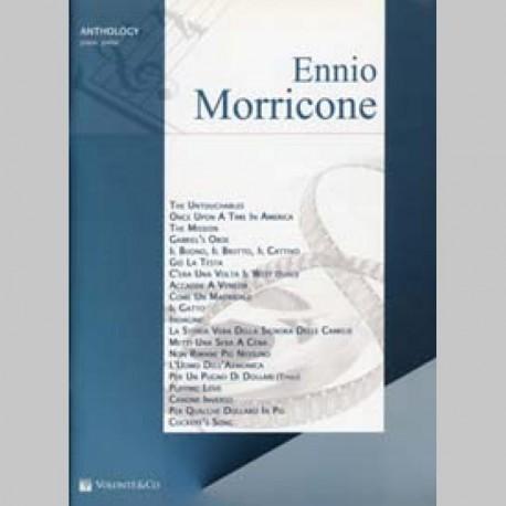 MORRICONE ENNIO ANTHOLOGY PIANO GUITAR