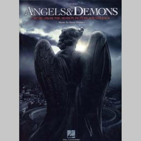 ANGELS & DEMONS MOVIE SOUNDTRACK PIANO SOLO