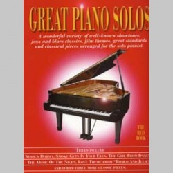 GREAT PIANO SOLOS ROUGE