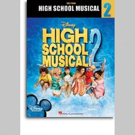 High School Musical 2 (Easy Piano) ~ Songbook d'Album (Piano Solo)