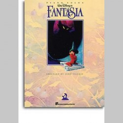 Disney Fantasia: Piano Solos ~ Album Instrumental (Piano Solo)