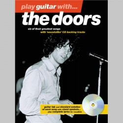 Play Guitar With... The Doors~ Morceaux d'Accompagnement (Tablature Guitare (Symboles d'Accords))
