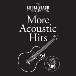 The Little Black Songbook - More Acoustic Hits~ Album Instrumental (Guitare)