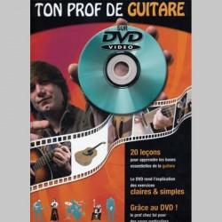 TON PROF GUITARE ACOUSTIQUE + DVD