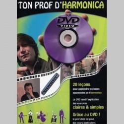 TON PROF HARMONICA + DVD