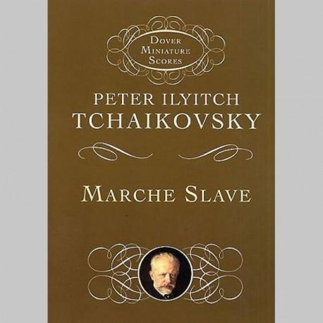 Tchaikovsky: Marche Slave (Miniature Score)~ Partitions Miniature (Orchestre)