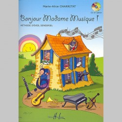 Charritat : Bonjour Madame Musique !~ Activité pour École (Tous Les Instruments)