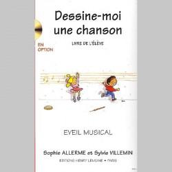 Allerme : Dessine-Moi Une Chanson Vol.2 Élève