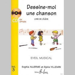 Allerme : Dessine-Moi Une Chanson Vol.3 Élève~