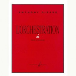 Anthony Girard: L'Orchestration~ Théorie (Tous Les Instruments)