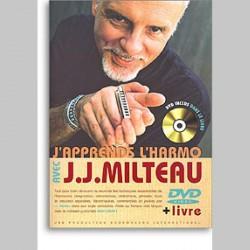 J'Apprends L'Harmonica Avec Jean-Jacques Milteau~ Méthode Instrumentale (Harmonica)