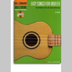 Easy Songs For Ukulele~ Songbook Mixte (Ukelele)