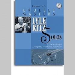 Jumpin' Jim's Ukulele Masters: Lyle Ritz Solos~ Album Instrumental (Guitare, Ukelele)