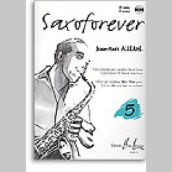 Jean-Marc Allerme : Saxoforever Vol.5~ Étude (Piano Solo, Saxophone)