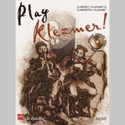 PLAY KLEZMER AVEC CD CLARINETTE