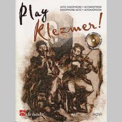 PLAY KLEZMER AVEC CD SAXOPHONE ALTO