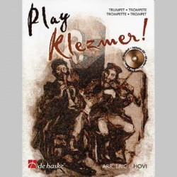 PLAY KLEZMER AVEC CD TROMPETTE