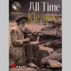 ALL TIME KLEZMERS VIOLON AVEC CD