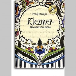Klezmer Miniatures For Piano~ Songbook Mixte