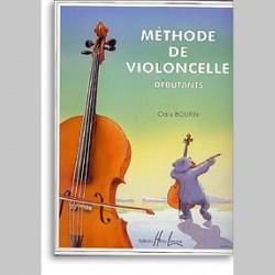 Odile Bourin : Méthode De Violoncelle Vol.1 Pour Débutants~ Étude (Violoncelle)