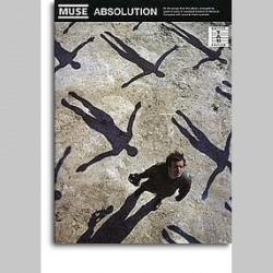 Muse: Absolution~ Songbook d'Album (Tablature Guitare)