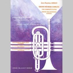 Jean-Baptiste Arban: Grande Methode Complete - Trilingue~ Oeuvre Instrumentale (Tous Les Instruments