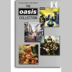 The Oasis Collection~ Songbook d'Artiste (Tablature Guitare)