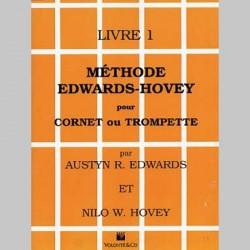 EDWARDS-HOVEY METHODE CORNET OU TRUMPETTE 1 Trompette enseignement