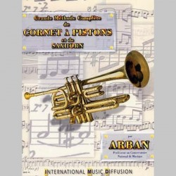 ARBAN METHODE (IN) COMPLETE Trompette enseignement