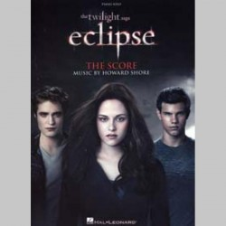TWILIGHT SAGA ECLIPSE PIANO SOLO