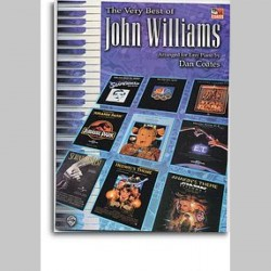 Very Best Of John Williams~ Album Instrumental (Piano Solo)