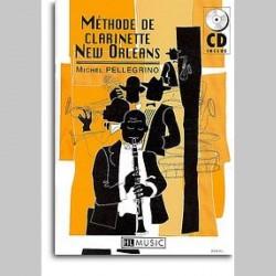 Michel Pellegrino : Clarinette New Orleans~ Étude (Clarinette)