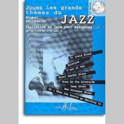 Michel Pellegrino : Jouez Thèmes Jazz Vol.2 Avec 2 Cd~ Étude (Saxophone)