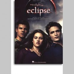 The Twilight Saga - Eclipse Soundtrack (PVG) ~ Songbook d'Album (Piano, Chant et Guitare)