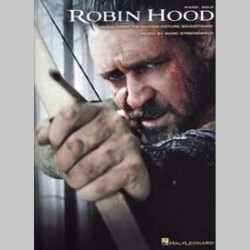 ROBIN HOOD MUSIC FROM THE MOTION PICTURE PIANO SOLO