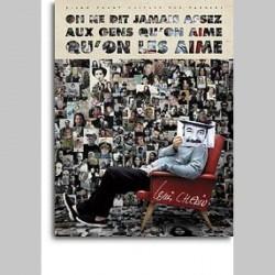 Louis Chédid: On Ne Dit Jamais Aux Gens Qu'On Aime Qu'On Les Aime~ Songbook d'Album (Piano, Chant et Guitare)