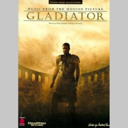 Gladiator: Piano Solo Selections~ Album Instrumental (Piano Solo)