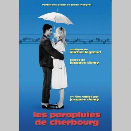 LEGRAND MICHEL LES PARAPLUIES DE CHERBOURG P°/Chant