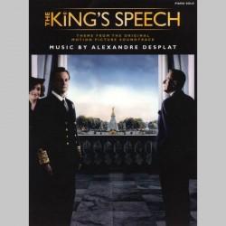 Alexandre Desplat: Le Discours D'Un Roi (The King's Speech) - Thème Principal ~ Feuille Simple (Piano Solo)