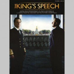 Le Discours D'Un Roi (The King's Speech): Musique De La Bande Originale Du Film Songbook d'Album (Piano Solo)