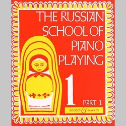 The Russian School Of Piano Playing Book 1 Part 1