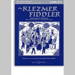 Edward Huws Jones: The Klezmer Fiddler (Complete)~ Album Instrumental (Accompagnement Piano, Violon)