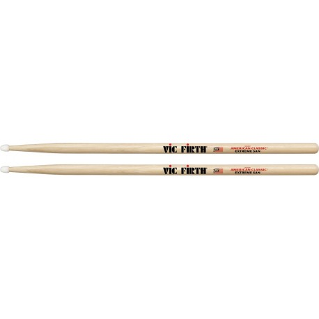 Baguettes BATTERIE VIC FIRTH X 5AN OLIVE NYLON