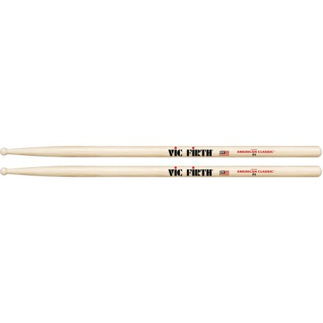 BAGUETTES VIC FIRTH F1 FUSION SERIE AMERICAN CLASSIC HICKORY Olive bois
